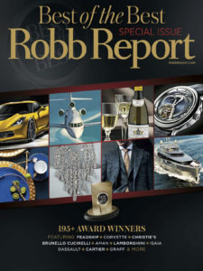 2015 - Robb Report Review - Dan D'Agostino Momentum Integrated Amplifier