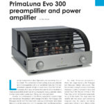 2019 - HiFi+ Review - PrimaLuna EVO 300 Preamplifier & Power Amplifier