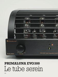 2019 - Haute Fidélité Magazine (French) Review - PrimaLuna EVO 300 Integrated Amplifier