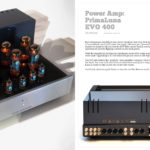 2019 - Tone Audio - PrimaLuna EVO 400 Preamplifier & Power Amplifier