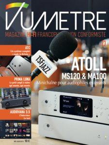 2019 - Vumetre (French) Review - PrimaLuna EVO 100 Integrated Amplifier
