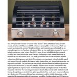 2020 - The Absolute Sound Review - PrimaLuna EVO 400 Preamplifier