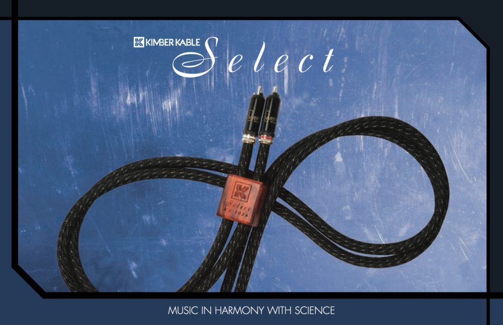 Kimber Kable Select Catalog - Norman Audio