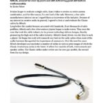 2010 - Siltech Cables Classic Anniversary - The Inner Ear Review